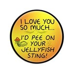 Pee on Your Jellyfish Sting 3.5