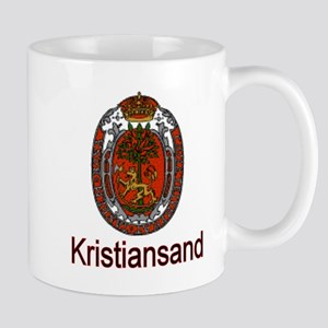 The Kristiansand Store Mug