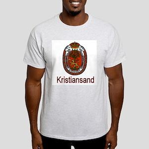 The Kristiansand Store Light T-Shirt