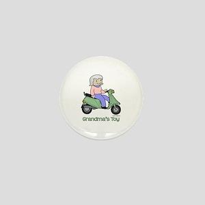 Grandma's Toy Mini Button