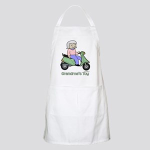 Grandma's Toy BBQ Apron
