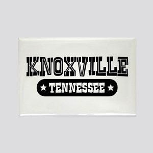 Knoxville Tennessee Rectangle Magnet