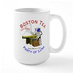 BTP gent's lunar Large Mug