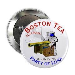 "BTP gent's lunar 2.25"" Button"
