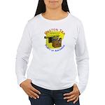 Arkansas Ladies Women's Long Sleeve T-Shirt