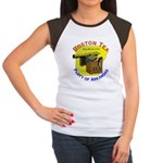 Arkansas Ladies Women's Cap Sleeve T-Shirt