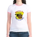Arkansas Ladies Jr. Ringer T-Shirt