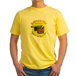 Arizona gents Yellow T-Shirt