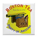 Arizona gents Tile Coaster