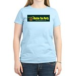 Horizontal Women's Light T-Shirt