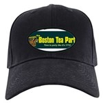 Horizontal Black Cap