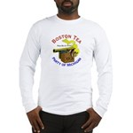 Michigan Gents Long Sleeve T-Shirt
