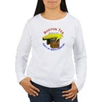 North Carolina Ladies Women's Long Sleeve T-Shirt