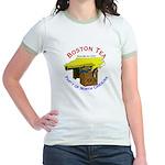 North Carolina Ladies Jr. Ringer T-Shirt