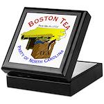 North Carolina Ladies Keepsake Box