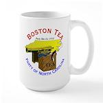North Carolina Ladies Large Mug
