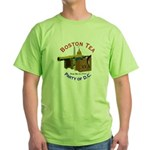 DC al fine Green T-Shirt