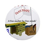 Free Marketeers Ornament (Round)