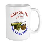 Free Marketeers Large Mug