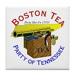 Tennessee Tile Coaster