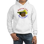 Yes, Virginia Hooded Sweatshirt