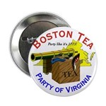 "Yes, Virginia 2.25"" Button"