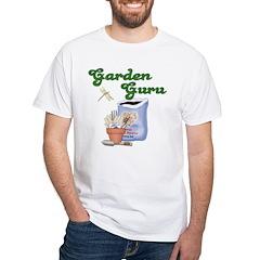 Garden Guru White T-Shirt