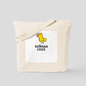 Durham Chick Tote Bag
