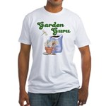 Garden Guru Fitted T-Shirt