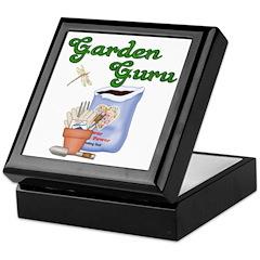 Garden Guru Keepsake Box