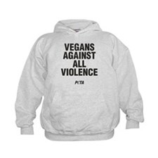 Vegans Against All Violence Sweatshirt