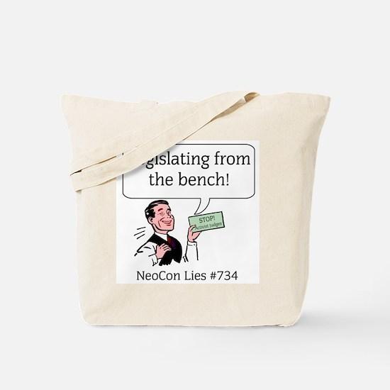 Activist Juges Tote Bag