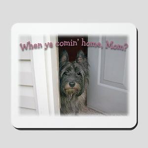 Doorway Cairn Mousepad