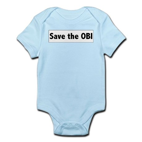 Save the OBI Infant Creeper