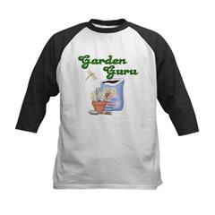 Garden Guru Kids Baseball Jersey