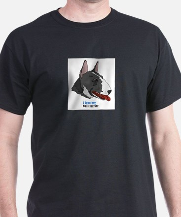 Miniature Bull Terrier T-Shirt
