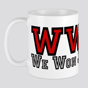 W. W. J. D. Small 11oz Mug