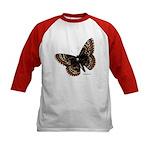 Baltimore Butterfly (Front) Kids Baseball Jersey