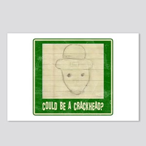 Crichton Leprechaun 1 Postcards (Package of 8)