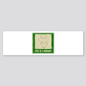 Crichton Leprechaun 1 Bumper Sticker