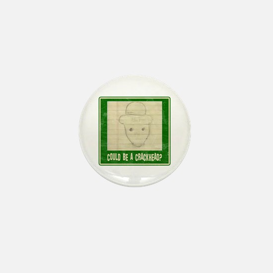 Crichton Leprechaun 1 Mini Button