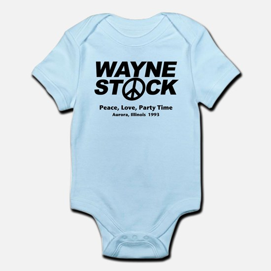Waynestock Infant Bodysuit