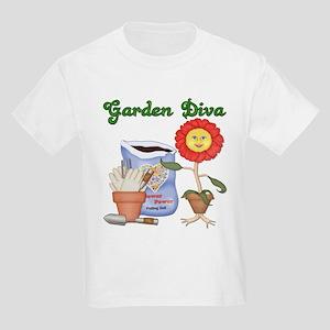 Garden Diva Kids Light T-Shirt