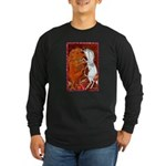 Long Sleeve Dark T-Shirt by Lee