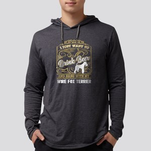Wire Fox Terrier Long Sleeve T-Shirt