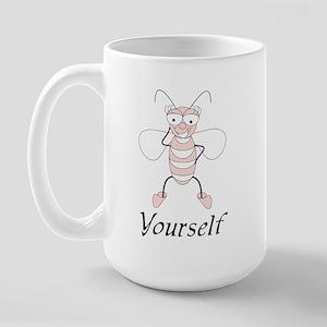 Bee Cute Large Mug