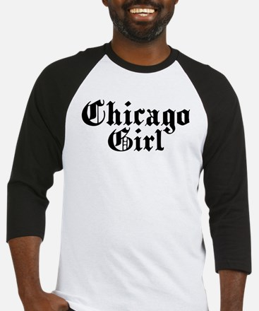 Chicago Girl Baseball Jersey