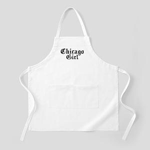 Chicago Girl BBQ Apron