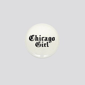 Chicago Girl Mini Button
