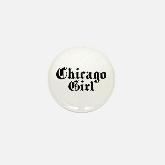 Chicago Girl Mini Button